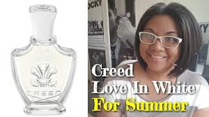 <b>Creed</b> - <b>Love In White</b> For Summer Perfume Review (2018) - YouTube