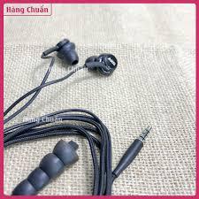 Hàng Chuẩn - Tai nghe akg samsung chính hãng màu đen bóc máy s10 chân tròn  cho s6 s7 s8 s9 note 5 6 7 8 9 A5 A7 tốt giá rẻ