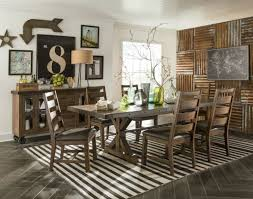 Denver <b>Seven Piece Dining Set</b> | Walker Furniture & Mattress Las ...