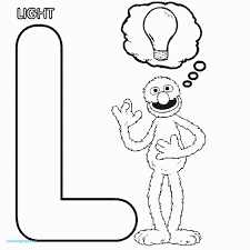Letter L Coloring Pages Fresh Free The Letter L Coloring Pages Of