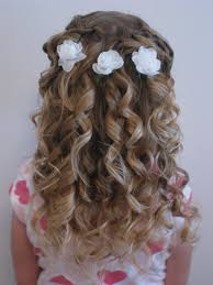 Flower Hair Style flower girl hairstyles billedstrom 6131 by wearticles.com