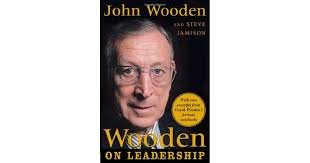 Coach Wooden's Leadership Game Plan For Success Wooden on Leadership How to Create a Winning Organization by John 66