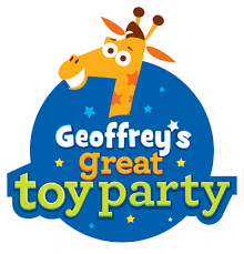 Geoffrey's Great Toy Party | Toys