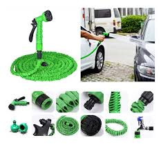 25 ft garden hose. Hot Selling High Quality Expandable Magic Flexible Hose Pipe 25 Ft \u2013 Garden With Spray Gun To Watering