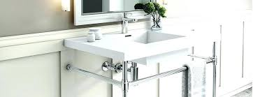 double console sink pedestal double sink console console sink traditional bathroom