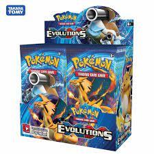 324 Karten Pokemon TCG: XY Entwicklungen Versiegelt Booster Box Trading  Card Spiel|Game Collection Cards