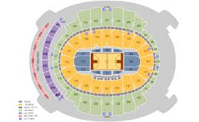 Madison Square Garden Seating Chart Views And Reviews New