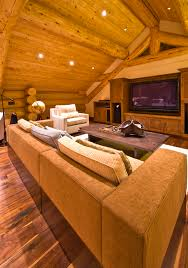 log cabin lighting ideas. wonderful ideas decorating man cave ideas family room rustic with log cabin earth tone  colors vaulted ceiling for log cabin lighting ideas n