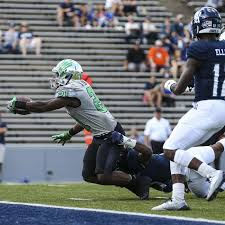 North Texas Football Depth Chart North Texas Releases First Depth Chart Of Season With Two
