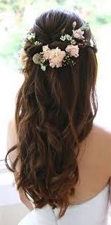 Half Up Half Down Wedding Hairstyles 62 Stunning 24 Amazing Half Up Half Down Wedding Hairstyle Ideas Pinterest