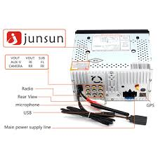 wiring diagram for in car dvd player wiring image aliexpress com buy junsun 6 2 universal car dvd player radio on wiring diagram for in