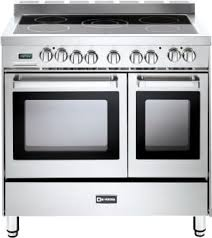 double oven with cooktop. Beautiful With Verona VEFSEE365DSS  Front View Throughout Double Oven With Cooktop U