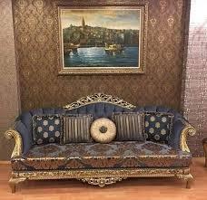 spanish modern sofa set design rose