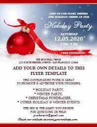 christmas open house flyer christmas flyers leaflets zazzle co uk