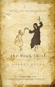 review the book thief by mark zusak a literary mind the book thief cover