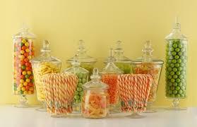 buffet candy jars