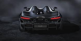 Exterior Car Body Design Mclaren Elva Exterior Design Car Body Design