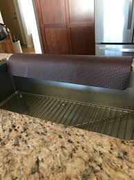 Chocolate Brown Kitchen Sink Edge Protector Granite Sink Etsy
