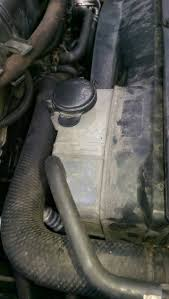 cooling system - Coolant spillover tank boiling but engine not ...