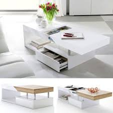 storage coffee table with drawer