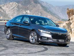 2019 Honda Accord Vs 2019 Honda Civic Comparison