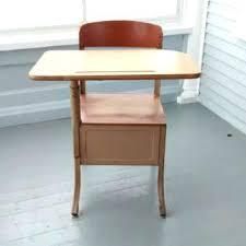 vintage metal office chair. wood and metal office chair vintage kids desk school .