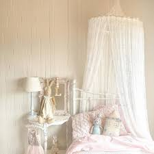 US $42.83 |Nordic White Lace Girls Princess Dome Canopy Bed Curtains Round Kids Play Tent Room Decoration Baby Bed Hanging Crib Netting-in Toy Tents ...