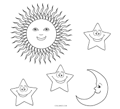 We have happy children and happy mother. Free Printable Sun Coloring Pages For Kids