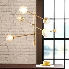 gold sputnik chandelier sputnik chandelier lighting gold simple modern 6 globe lights mid century style gold gold sputnik chandelier