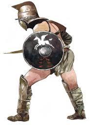 Dessin De Gladiateurlllllllll L