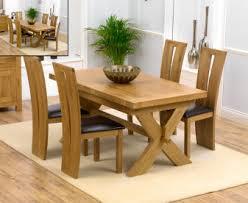 extending dining table sets. Bordeaux 160cm Solid Oak Extending Dining Table With Montreal . Sets N