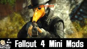 Fallout 4 Mod Showcase: Mini Mods - YouTube