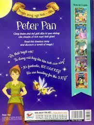 Peter Pan (Song Ngữ Anh - Việt) | Sách Bán Chạy - Nơi Khơi Nguồn Tri Thức