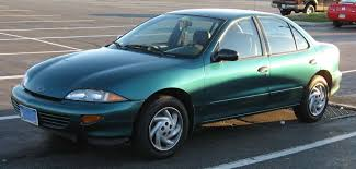 Chevrolet Cavalier – pictures, information and specs - Auto ...