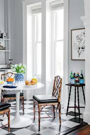 Add Hybrid Seating. Tiny kitchens need seating space ...