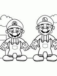 Mario Kleurplaten Topkleurplaatnl
