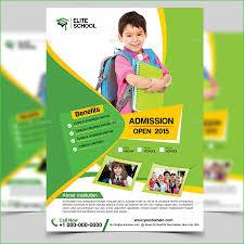 Sample School Brochure Fedeflyer Templates Lera Mera Design