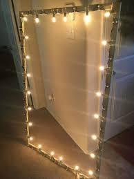 lighting frames. Add Some Hooks For Hanging Around Exterior Of Windows Lighting Frames