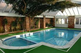 indoor outdoor pool house. Inside Pool House Ideas Natural Indoor Swimming Design Floor Plans . Outdoor B