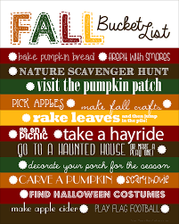 Bucket List Printable Template Fall Bucket List And Free Template How To Nest For Less
