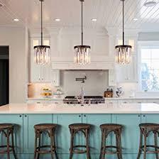 pendant lighting for island. Kitchen Island Lighting Elegant Light By Luxall Crystal Pendant  For Living Room, Bedroom, Pendant Lighting Island P