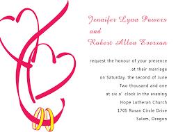 Online Engagement Invitation Cards Free Free Engagement Invitation Card Template With Red Hearts Emuroom 12