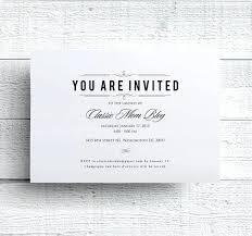 Business Invitation Card Format Business Event Invitation Shukyakumaster