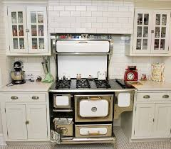 how to choose antique kitchen stoves