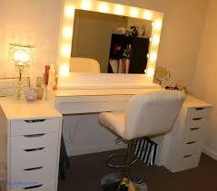 modern bedroom vanities. Bedroom Vanity With Lights Fresh Makeup Mirror And Storage Modern Vanities