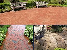 brick pavers pressure washing service