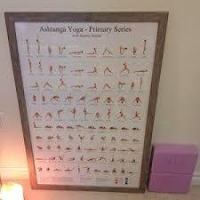 Ashtanga Yoga Poster Yoga Poster Ashtanga Poster Ashtanga | Etsy | Yoga  poster, Ashtanga primary series, Ashtanga