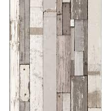 beige and grey pallet wood wallpaper
