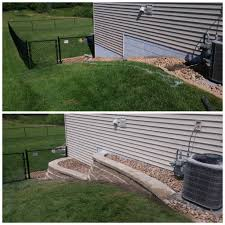 edina retaining wall landscaping
