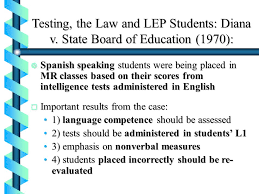 Diana V State Board Of Education Best Practices In Bilingual Assessment Ppt Video Online Download